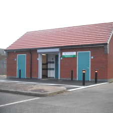 Moorfield Road Public Convenience Rebuild