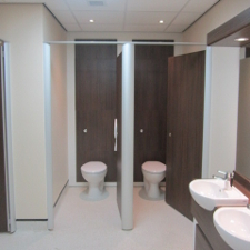 Port House Toilet Refurbishment