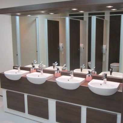 ABP - Port House Toilet Refurbishment