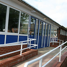 Bricknell Primary Entrance