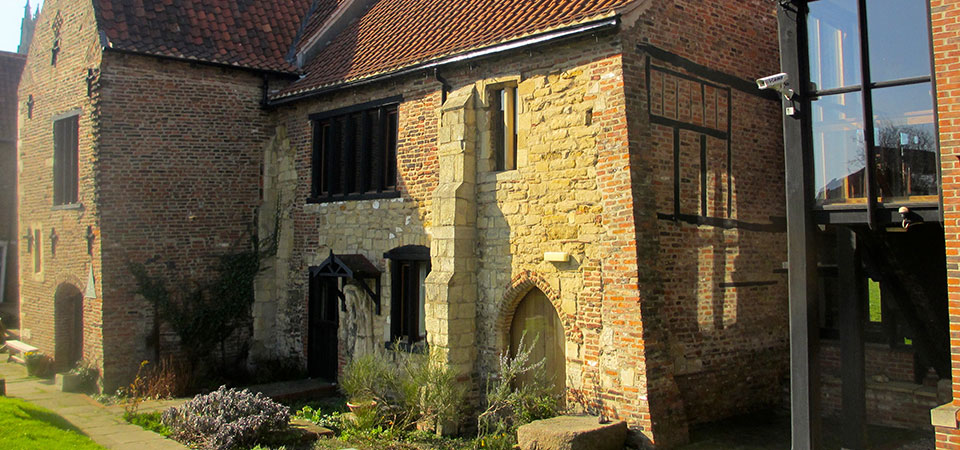 YORbuild -  Beverley Friary Youth Hostel