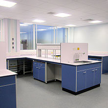 University of Hull - Refurbishment of Hardy Building Lab Space